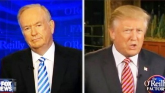 Even Bill O'Reilly Is Scolding Donald Trump For Insulting Captain Khan's Mother