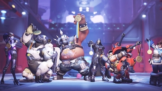 'Overwatch' Is Getting Into Olympics Mode With A New 'Rocket League'-Inspired Game And Skins