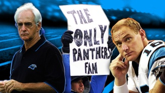 Spectacular Football Failures: Long Before Delhomme And The Dab, There Was The 2001 Carolina Panthers