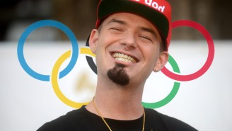 Paul Wall Is Offering Free Custom Gold Grills To All Of Our Olympic Champions