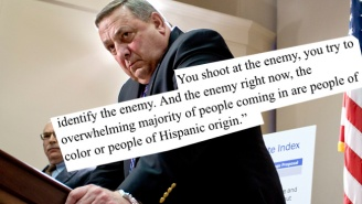 Maine Gov. Paul LePage Faces Hefty Criticism After Claiming People Of Color Are 'The Enemy'