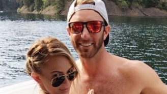 Paulina Gretzky Fired Back At Trolls Who Attacked Dustin Johnson In A Vacation Instagram