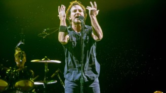 Watch Pearl Jam Cover Aerosmith's 'Draw the Line' at Fenway Park
