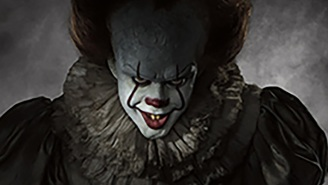 The new Pennywise's costume is bold, creepy…and a little baffling