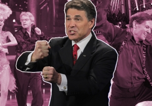 Who Should Rick Perry Channel On 'Dancing With The Stars,' Jerry Springer Or Tom DeLay?