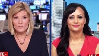 Trump Spokesperson Katrina Pierson's Indecipherable Logic Leaves An MSNBC Host 'Speechless'