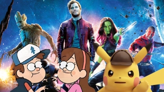 The Live Action 'Pokemon' Film Will Have Some 'Gravity Falls' And 'Guardians Of The Galaxy' Flavor