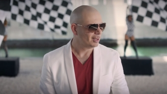Pitbull Declares 'Climate Change' Is Coming With His New Album And Single 'Greenlight'