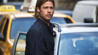 Brad Pitt Wants To Infect David Fincher With Zombie Fever For 'World War Z 2'