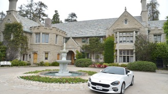 The Saga Of The Playboy Mansion Continues As The Property Is Now Back On The Market