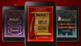 The 'Harry Potter' empire expands: JK Rowling announces 3 new books