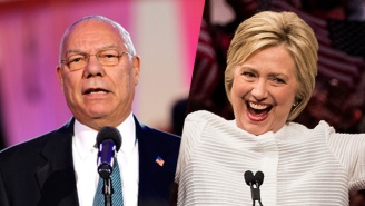 Colin Powell Has 'No Recollection' Of Giving Dinner-Party Email Advice To Hillary Clinton