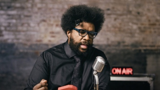 A Running Diary Of One Hour Spent Listening To Questlove's Radio Show On Pandora