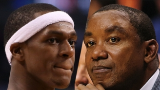 Isiah Thomas And Rajon Rondo Will Appear On An ESPN Panel About Violence