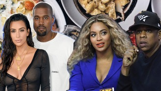 A Visual Tour Of The Food From The Spot Where Beyoncé, Jay-Z, Diddy, And Kimye Ate After The VMAs