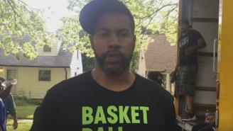 Rasheed Wallace Spent The Weekend Personally Delivering Water To Residents Of Flint, Mich.