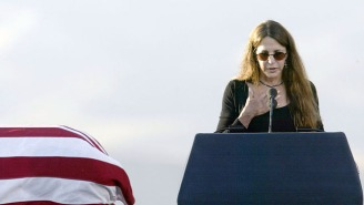 Ronald Reagan's Daughter Has Somber Words For Donald Trump In Regards To Her Own Father's Shooting