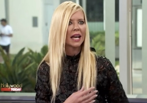 Tara Reid Isn't Done Talking About Her Feud With Jenny McCarthy