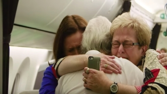 Watching These Long-Lost Sisters' Surprise Reunion Will Bring You To Tears