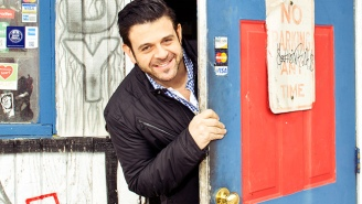 Man V. Food's Adam Richman On His New Show And Moving On From An Internet Tarring