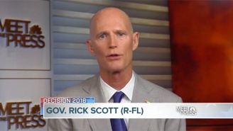Florida Gov. Rick Scott Criticizes Congress For Failing To Act On The Fight Against Zika