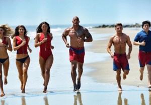 Zac Efron Endorses 'Baywatch' Co-Star Dwayne Johnson For President