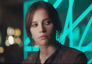 'Rogue One' Scenes That Were In The Trailers, But Not The Movie
