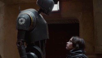 Felicity Jones says 'Rogue One's' Jyn has her own female role model