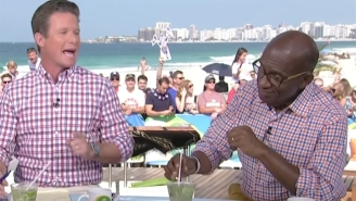 Al Roker Is Reportedly Facing A Backlash At 'Today' Over His Ryan Lochte Opinion