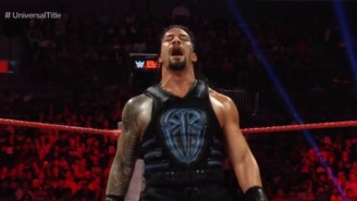 There's An Official Petition To Make Roman Reigns Stop Wearing His 'Illegal' Body Armor