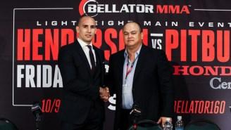 New Bellator Fighter Rory MacDonald Believes Reebok Has Made The UFC 'Boring'