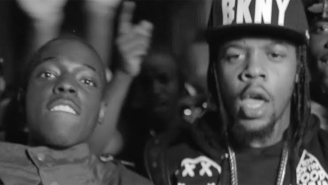 Rowdy Rebel Is Giving 'Figi Shots' In This Unreleased Video