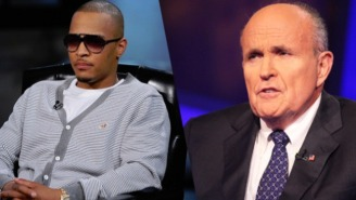 T.I. Thinks Rudy Giuliani Needs To Worry About Donald Trump, Not Beyonce