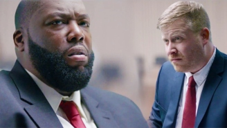 Politicians Brutally Duke It Out In 'Nobody Speak' From Run The Jewels And DJ Shadow