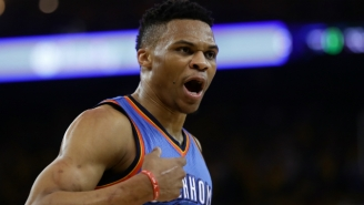 Russell Westbrook Is The Odds-On Favorite For NBA MVP Next Season