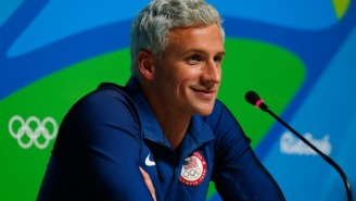 Ryan Lochte Could Be Shimmying His Way Onto 'Dancing With The Stars'