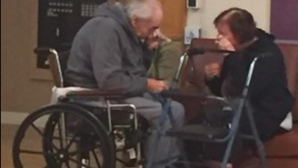 Nothing Is Sadder Than This Couple Of 62 Years Forced To Say Goodbye To Live In Separate Nursing Homes