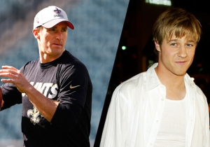 Drew Brees Tells Us How Great His Former Teammate And 'The O.C.' Star Ben McKenzie Was At Football