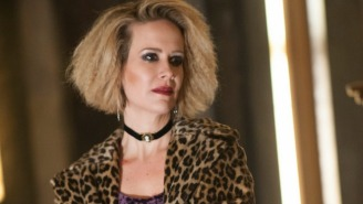 Sarah Paulson Is In Talks To Join 'Ocean's Eight'