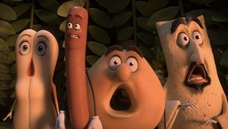 Even Seth Rogen Thinks These Scenes Are Too Dirty For 'Sausage Party'