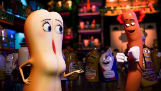 The Studio Behind 'Sausage Party' Really Wants The Food Orgy Movie To Win An Oscar