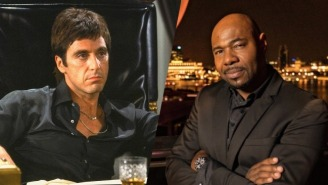The Latest Name To Circle The 'Scarface' Reboot Is 'Training Day' Helmer Antoine Fuqua