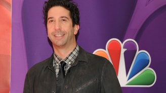 David Schwimmer: 'Friends' made me want to hide