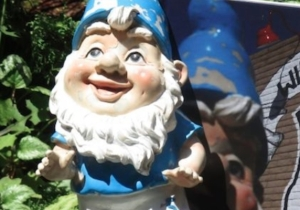 This Stolen Garden Gnome Traveled The Continent For Eight Months Before Being Returned Home