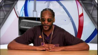 Snoop Dogg Could Not Guess What This Common Sports Item Was