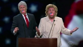 Denis Leary And James Corden Give The 'Assh*le' Song A Donald Trump Makeover