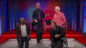 Watch Chris Jericho Bust Out Some Serious Improv Skills On 'Whose Line'