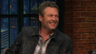 Blake Shelton Had No Idea Which Songs Were Gwen Stefani's Before They Dated