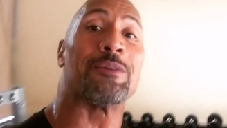 The Rock's 'Fast 8' Rant About His 'Candy Ass' Costars Is Nothing More Than A Classic Wrestling Promo