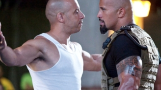 The Rock's Fiery 'Candy Ass' Instagram Post Was Reportedly About Vin Diesel